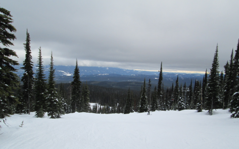 3. big white run