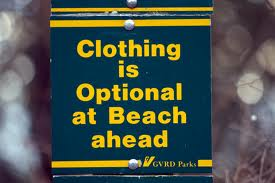 optional clothing